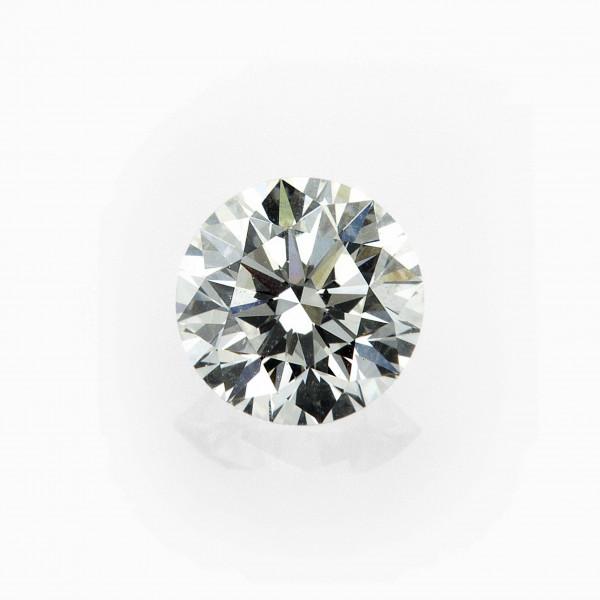 Round Cut Diamond 1.02 Carat F Color VVS2 Clarity IGI LG11237102
