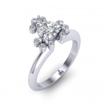 Sobralia Engagement Ring
