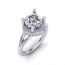 Monte Carlo Engagement Ring