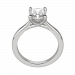 Hover, Platinum, 18K White Gold,