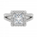 Default, Platinum, 18K White Gold,