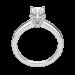 18K White Gold, Platinum, Hover,