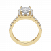 Hover, 18K Yellow Gold,