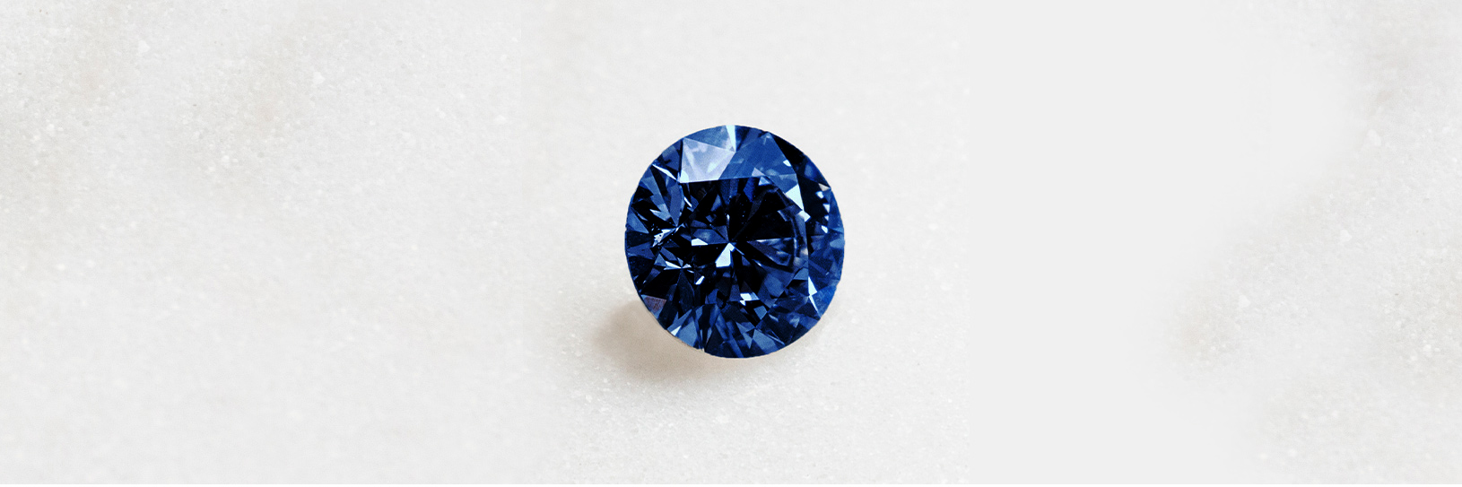 Lab created sapphire