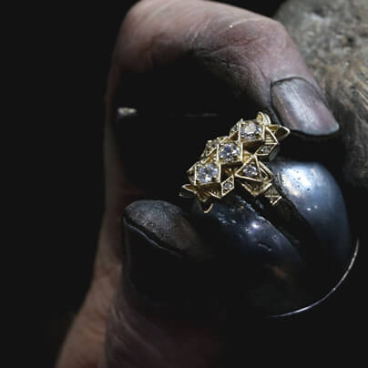 How a Ring Gets Made