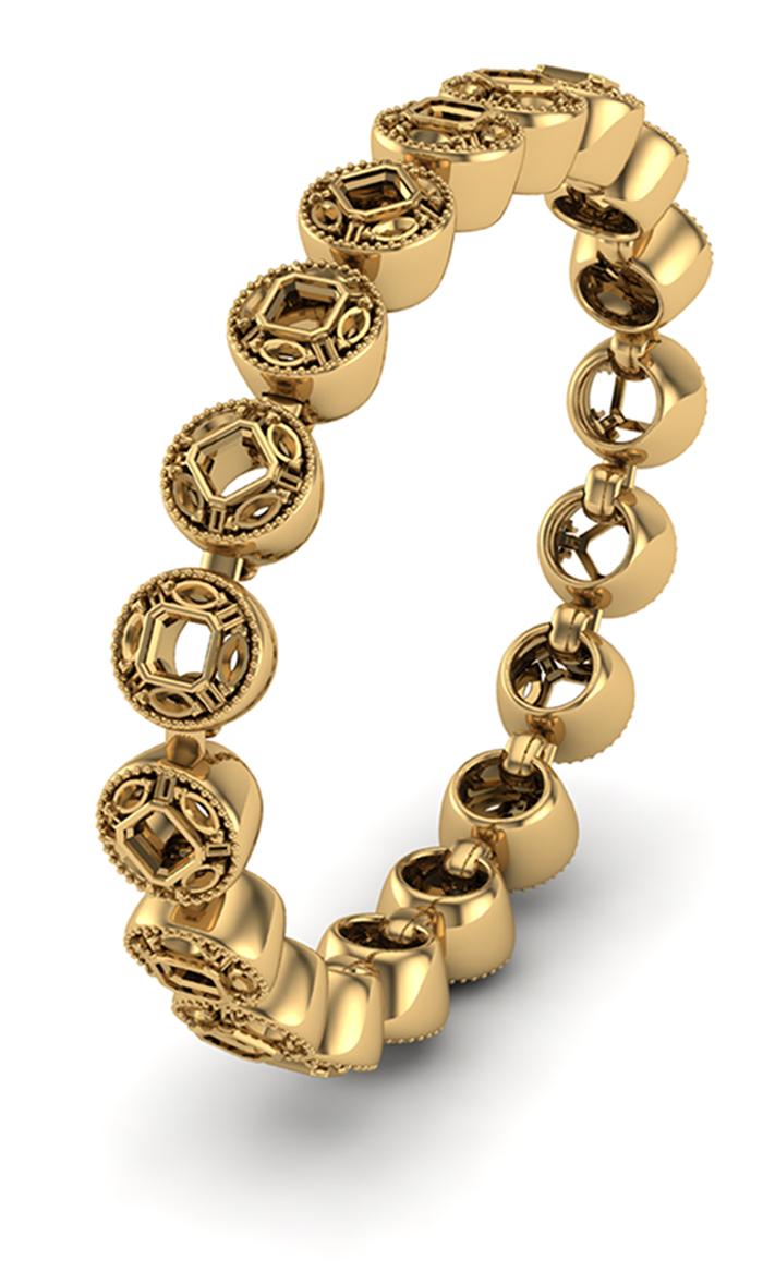 Designer Spotlight: Intricate Bracelet