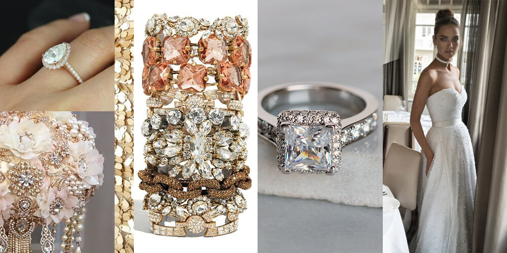 Inspiration Board: Go Glam with all over detail