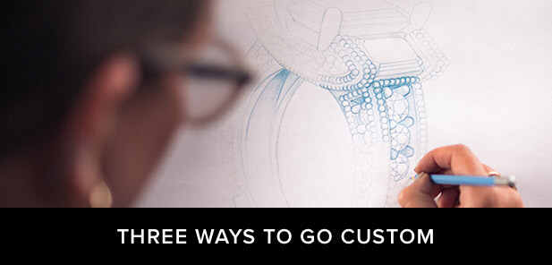 Three ways to go custom