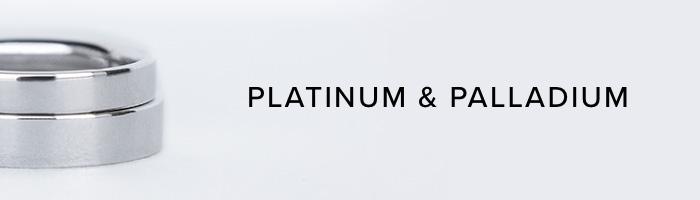 Platinum and Palladium