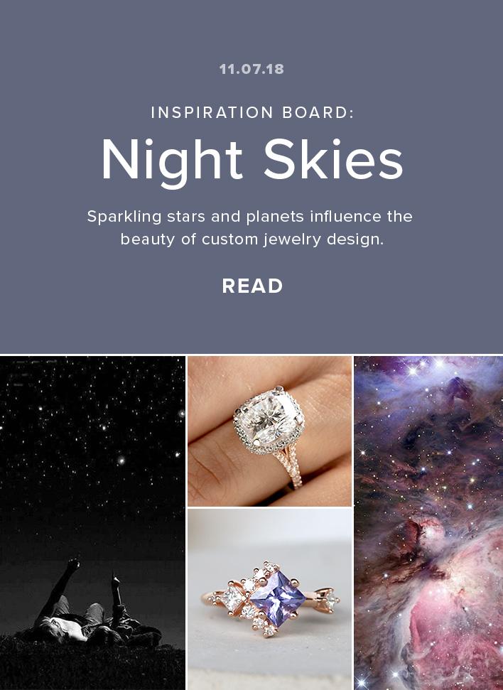 Inspiration Board: Night Skies