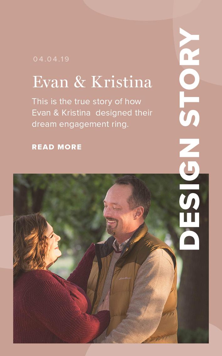 Design Story: Evan & Kristina