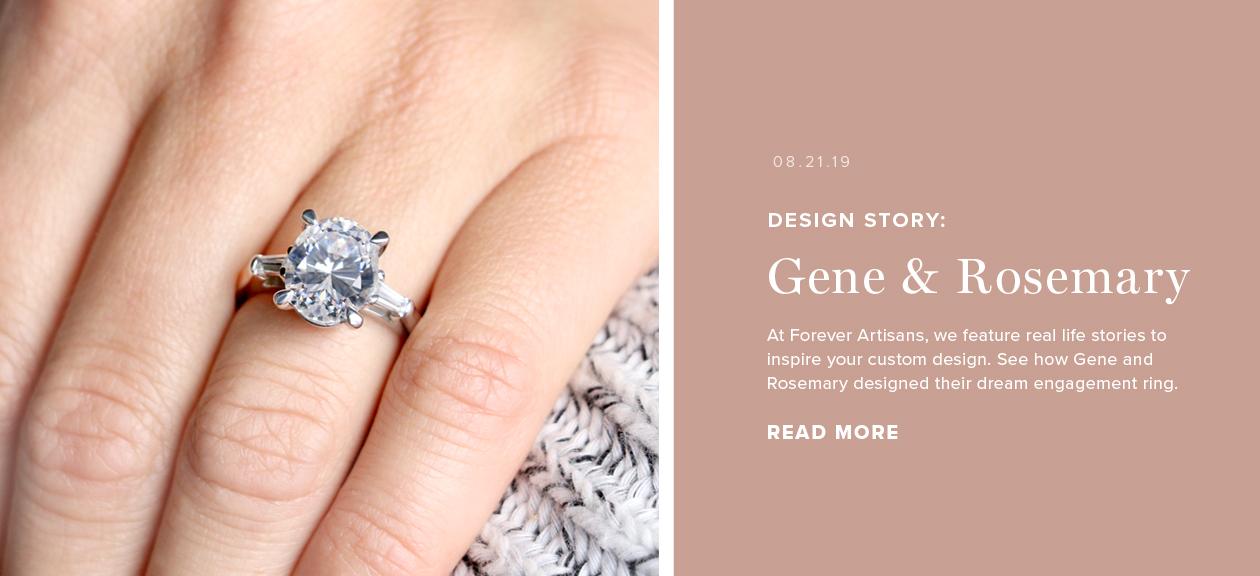 Design Story: Gene & Rosemary