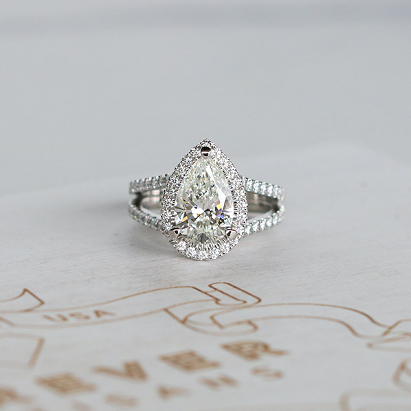 Six Stunning Lab Diamond Rings