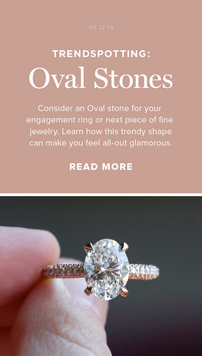 Trendspotting: Oval Stones