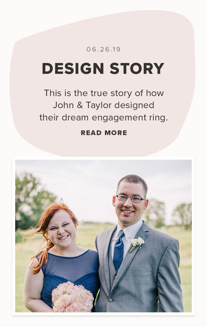 Design Story: John & Taylor