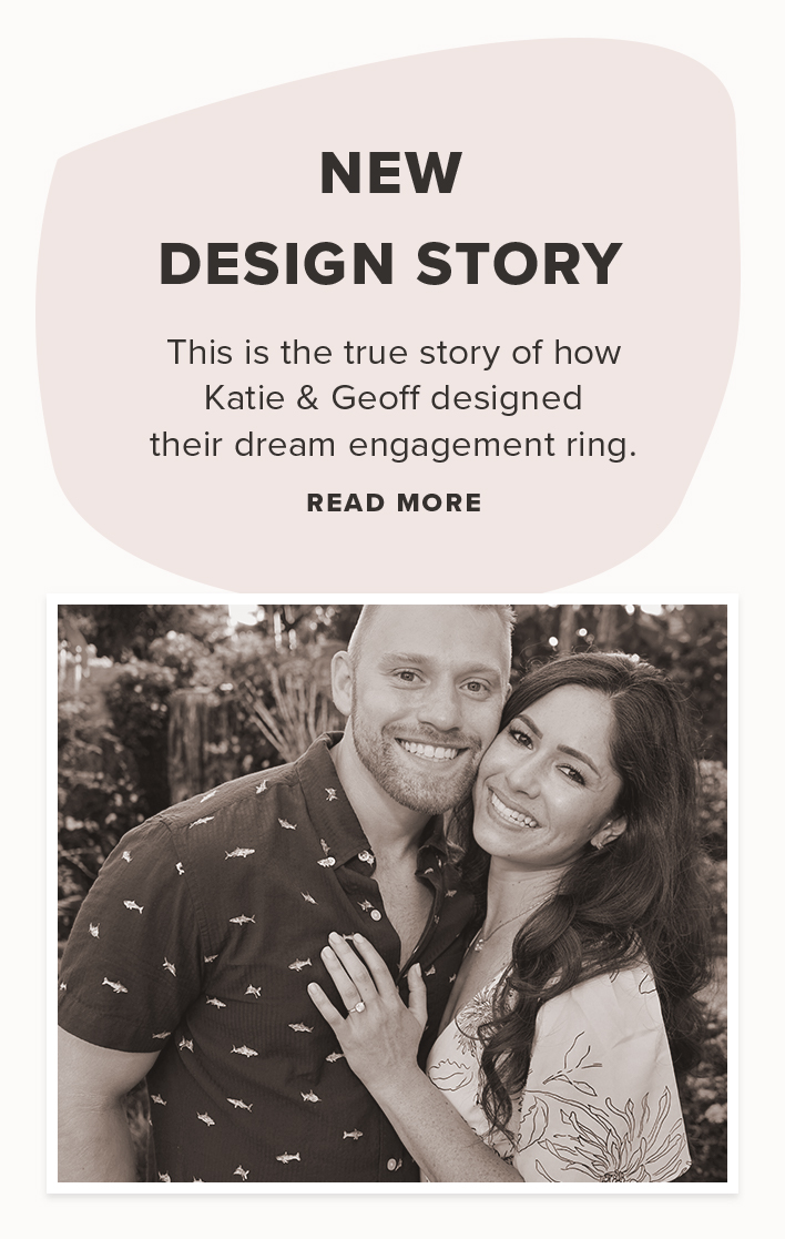 Design Story: Katie & Geoff