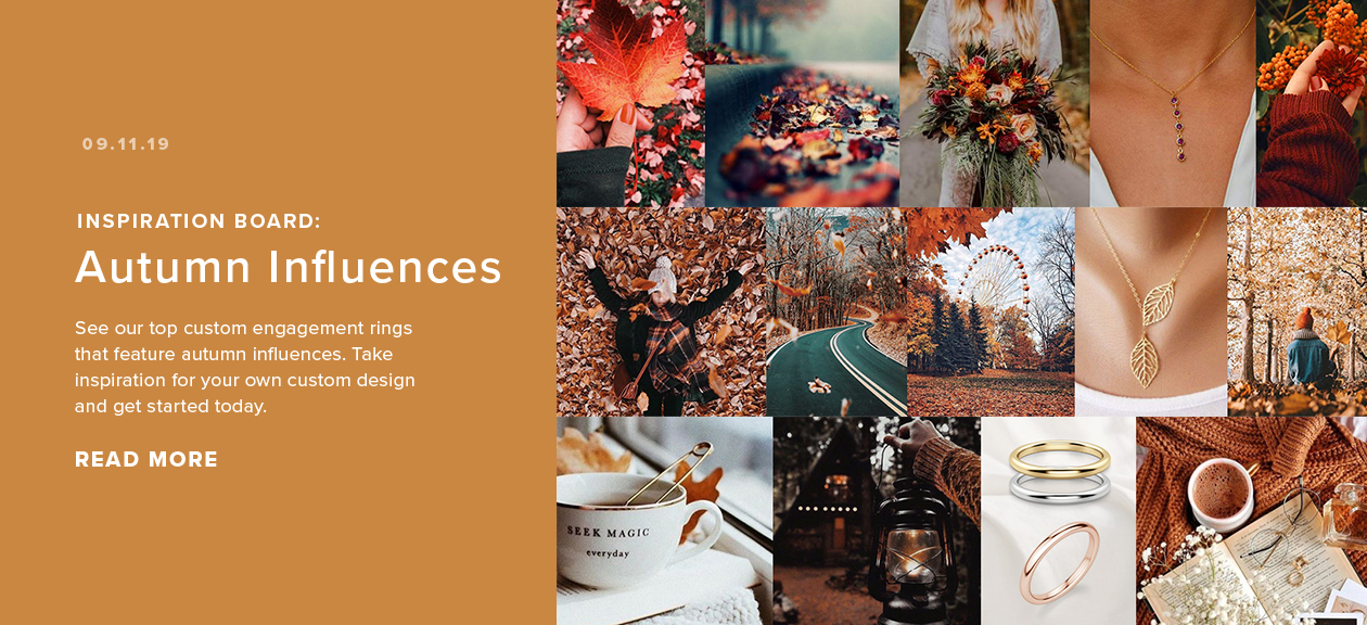 Inspiration Board: Autumn Influences