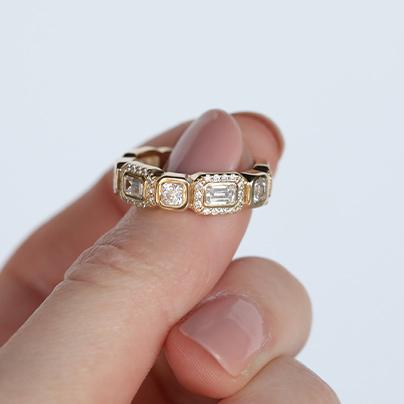 7 Wow-Worthy Custom Rings