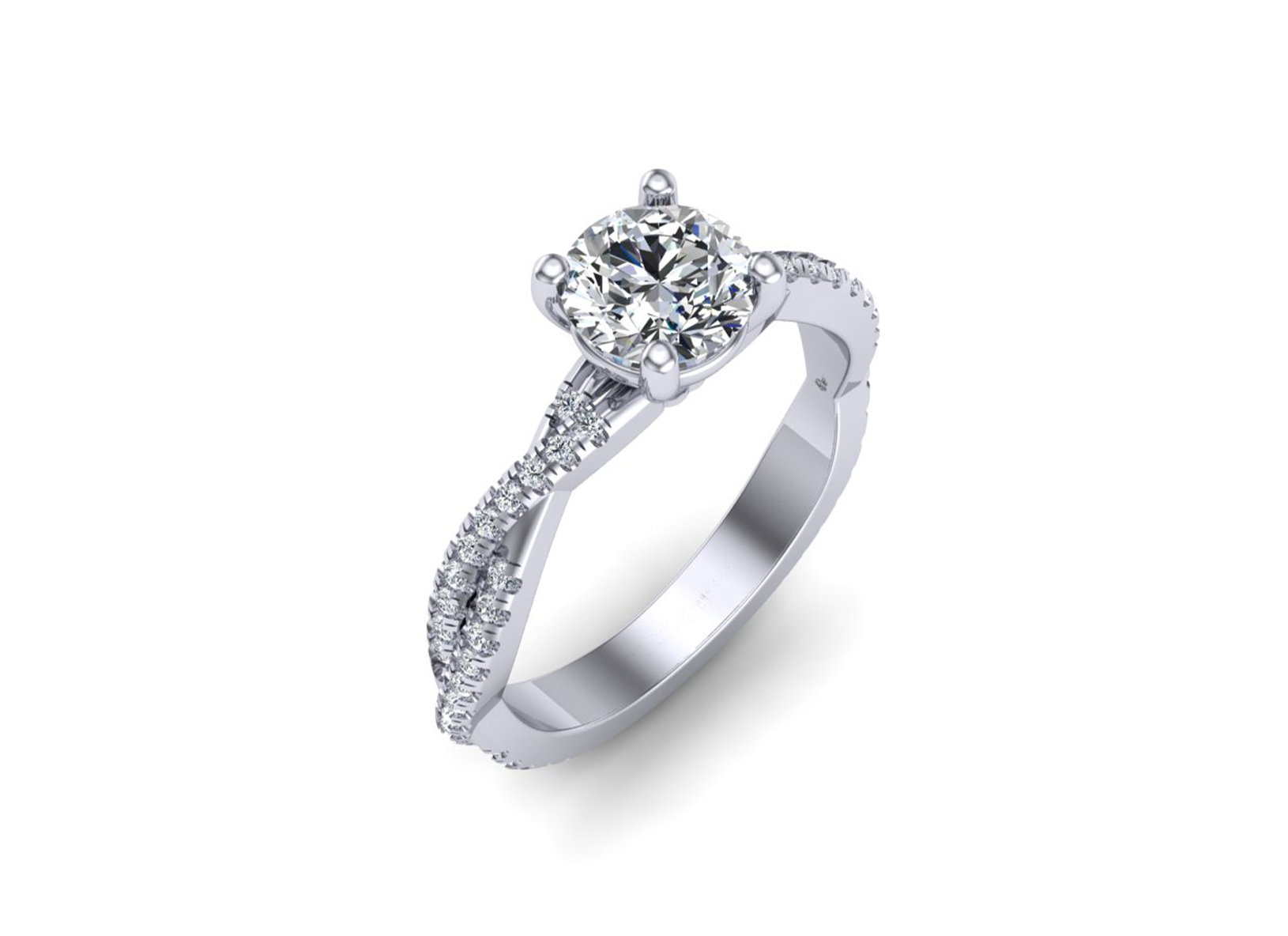 Stephanie's custom ring