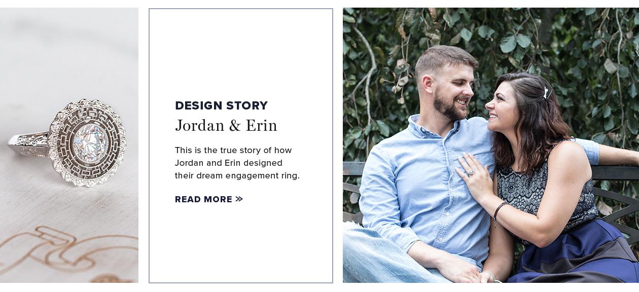 Design Story: Jordan & Erin