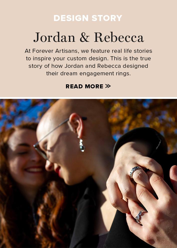 Design Story: Jordan & Rebecca