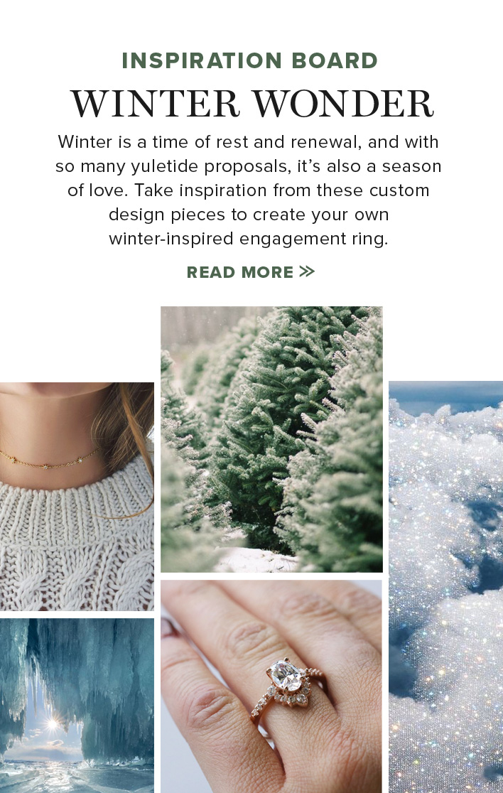 Inspiration Board: Winter Wonder