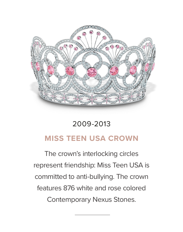 Miss Teen USA Crown