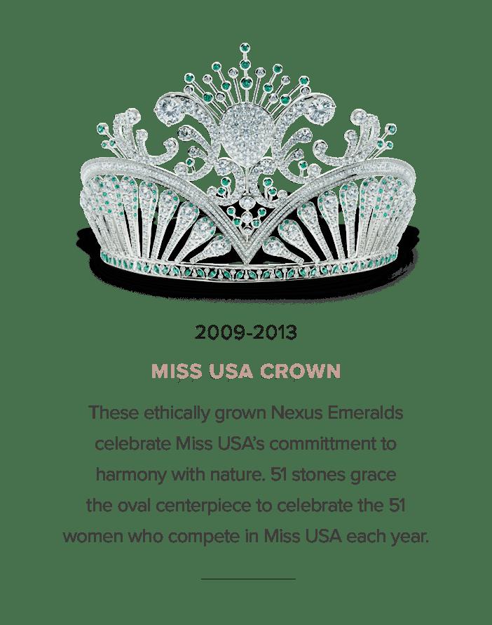 Miss USA Crown